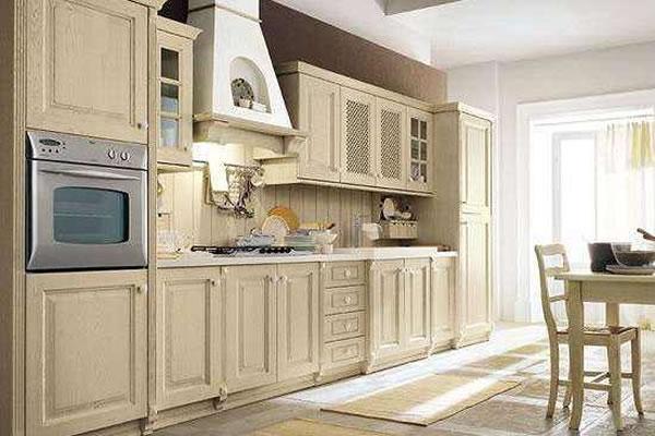 欧式风格厨房怎样布置开关插座比较合适?